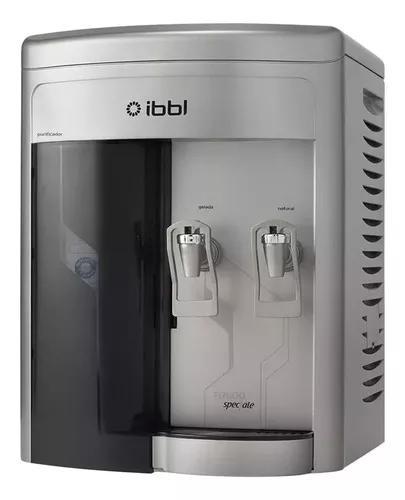 Purificador de água refrigerado ibbl speciale fr600 110v