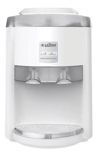 Purificador de água refrigerado latina branco bivolt pa335