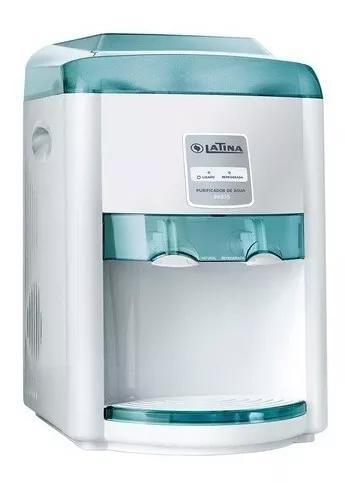 Purificador de água refrigerado pa335 verde bivolt - latina