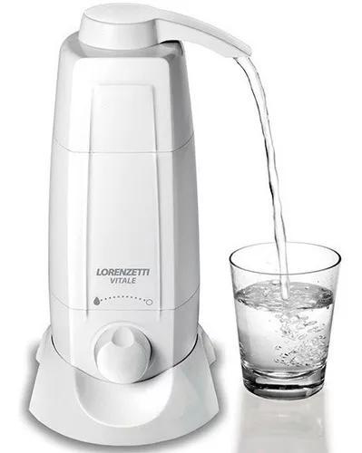 Purificador de água vitale lorenzetti filtro imetro +