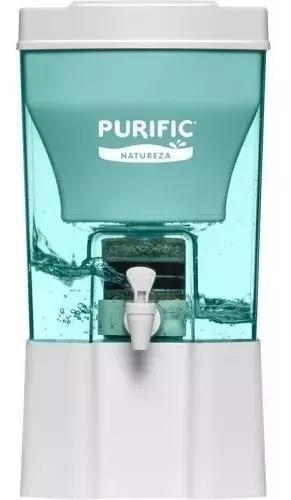 Purificador purific natureza verde - refil camadas