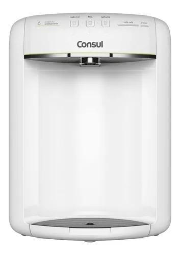 Purificador água gelada consul branco cpb36ab com
