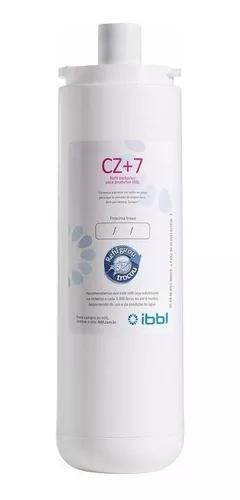 Refil filtro original cz+7 p/ purificador de água ibbl