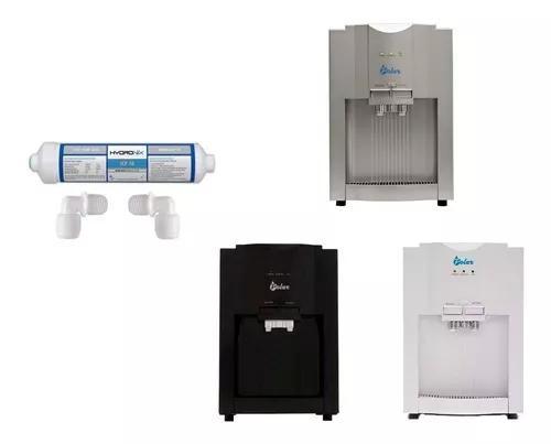 Refil filtro purificador t33 polar wp3000 + engate rápido