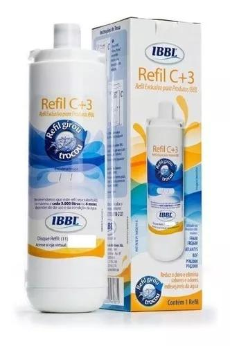 Refil filtros ibbl fr600 frq600 bdf atlantis pfn2000 o