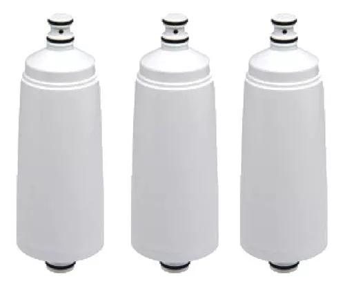 Refil para filtro 3m aqualar aquapurity - kit 3 peças