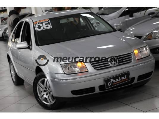 Volkswagen bora 2.0mi at 4p (gg) basico 2006/2006