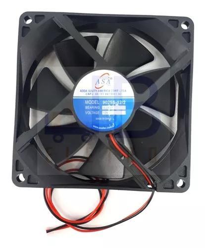 Ventilador cooler 12v purificador electrolux pa20g pe10b