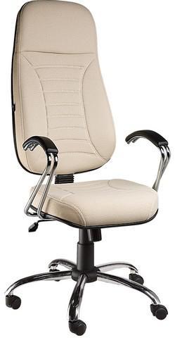 Cadeira escritório secretária giratória econômica tecido