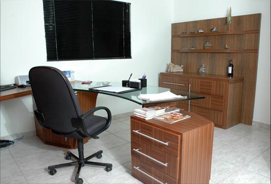 Casa do escritório curitiba | classe a flex