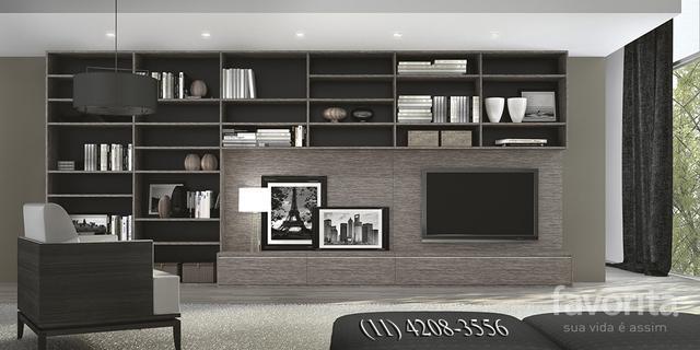 Favorita - móveis planejados para escritórios em