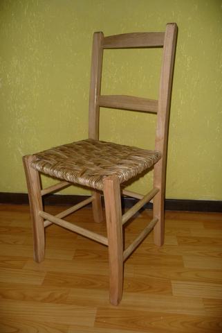 Fábrica de cadeiras de palha madureira