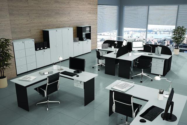 Moveis para escritorio curitiba | classe a flex
