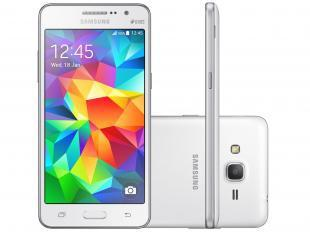 Smartphone samsung galaxy gran prime duos 8gb - dual chip 3g