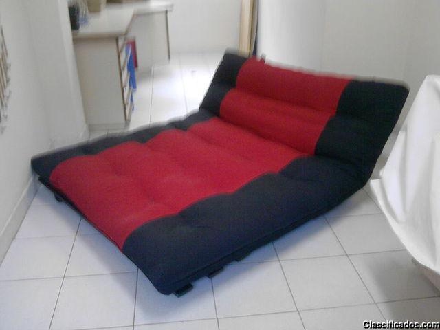 Sofa cama poltrona futon