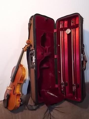 Violino importado   som maravilhoso