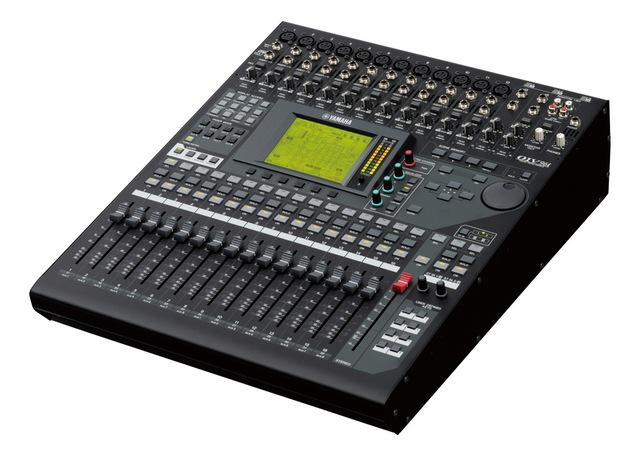Yamaha 01v96i 16 channel digital mixer