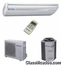 Ar condicionado springer carrier 48000btu