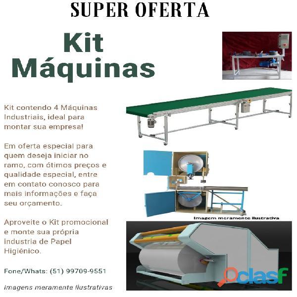 Fabricação e mecanica de máquinas industriais