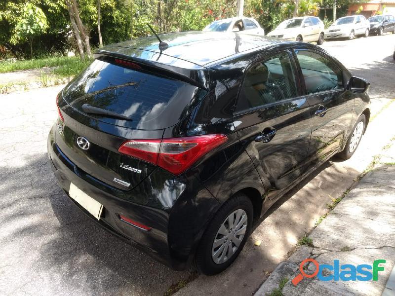 Hyundai Hb20 1.6 automático 2015 4