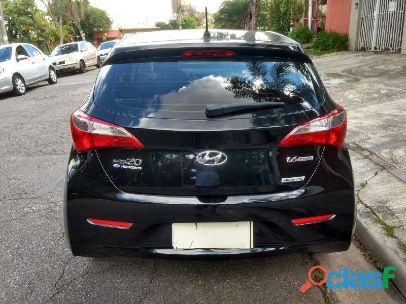 Hyundai Hb20 1.6 automático 2015 5
