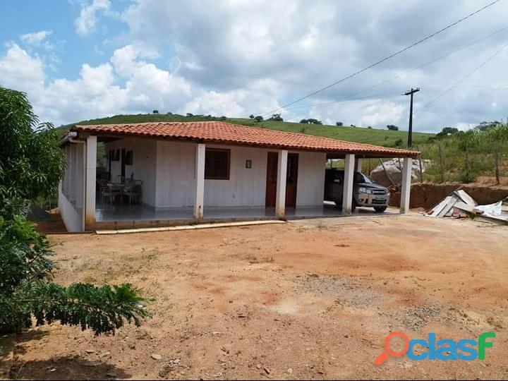 Chácara com casa sede, internet e piscina, de 1500 m², em pombos pe