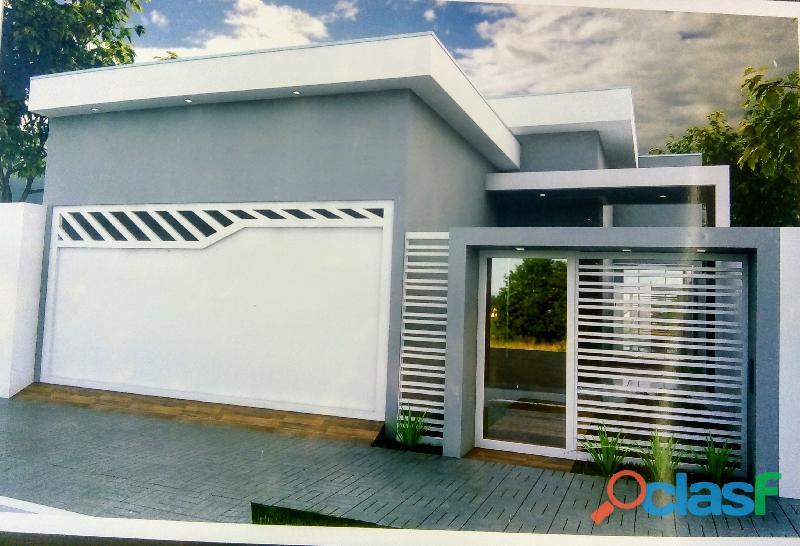 Casa nova excelente bairro
