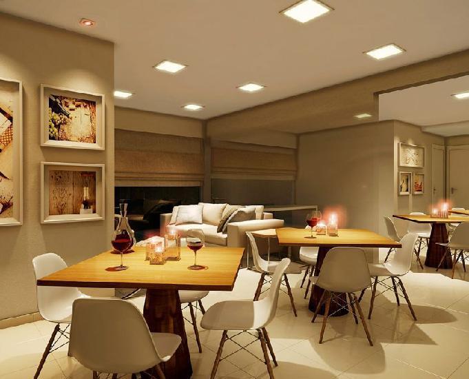 Apartamentos de 55m², 62m² e 65m² em osasco