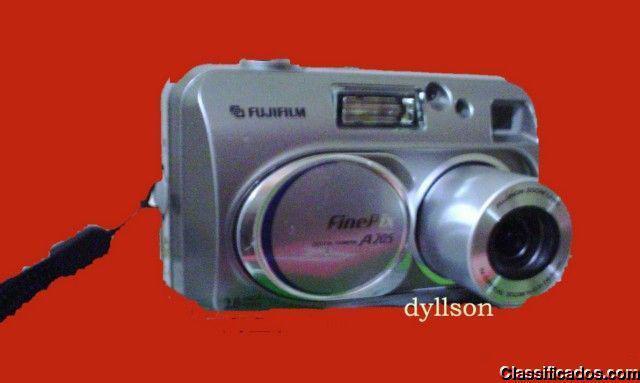 Camera digital fujifilm finepix a 205 c/ nota fiscal