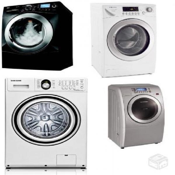 Conserto lava e seca lavadora secadora taubate