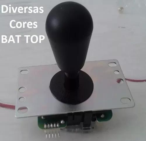 Controle original sanwa jlf placa óptico/switch várias