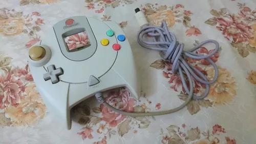 Controle para sega dreamcast original usado. funcionando ok.