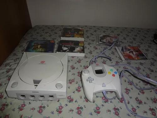 Dreamcast - japonês