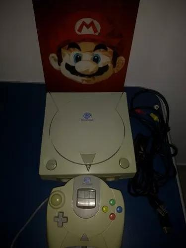 Dreamcast sega funcionando 100%