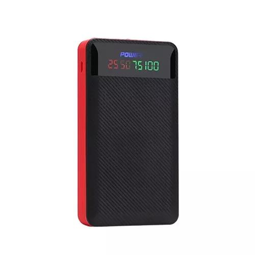 Dual usb 4x 18650 bateria caso poder banco diy estojo bateri