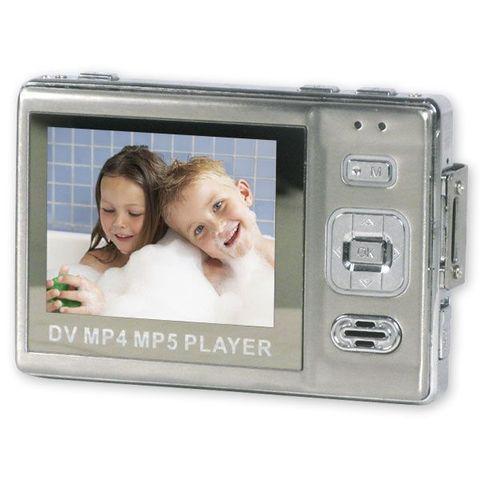 Enigma 2,4 Polegadas Digital MP4 Player + câmera 1.3MP e
