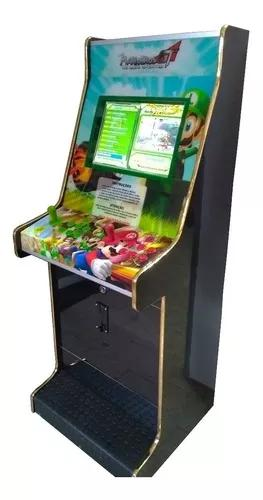 Fliperama multijogos pandora box 3000 jogos