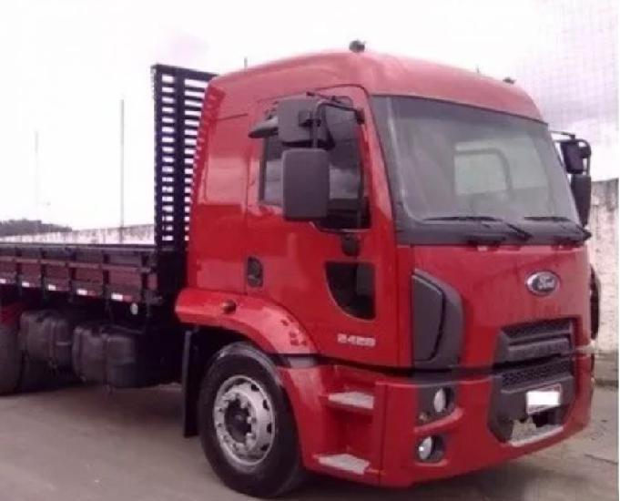 Ford cargo 2428 leito carroceria