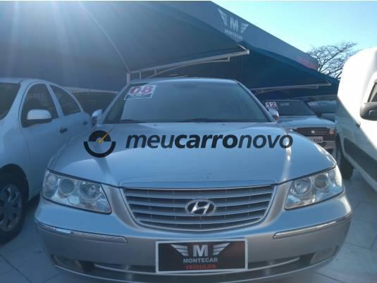 Hyundai azera gls 3.3 v6 24v 4p aut. 2008/2008