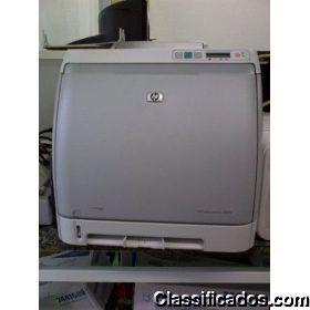 Impressora hp laser 2600n color 35000