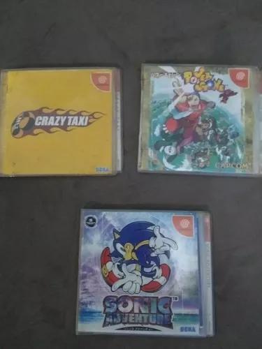 Jogos De Sega Dreamcast Originais