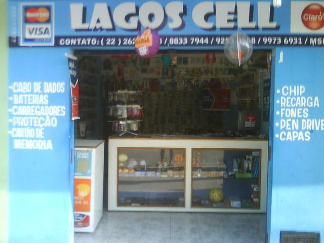 Lagos cell acessórios para celular e presentes