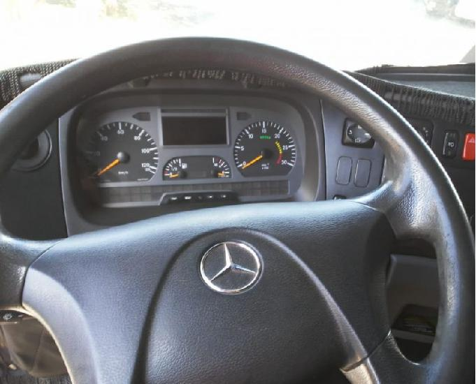 Mercedes benz mb atego 2425 bitruck
