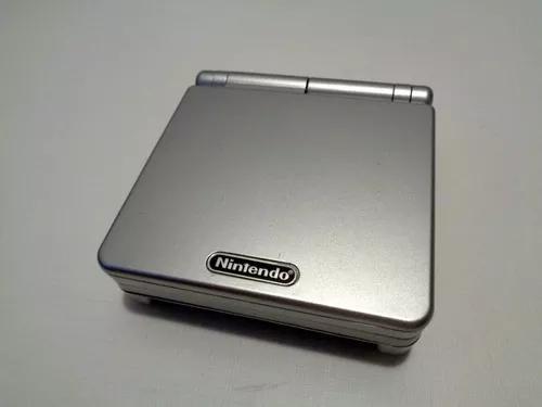 Nintendo gameboy advance sp com defeito vendido no estado