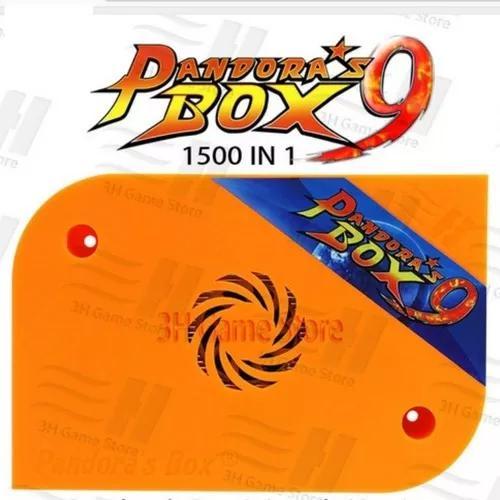 Pandora box 9 1500 jogos original