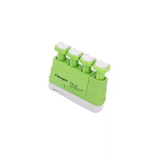 Portátil verde luz tensão guitarra extend- o - aperto mão
