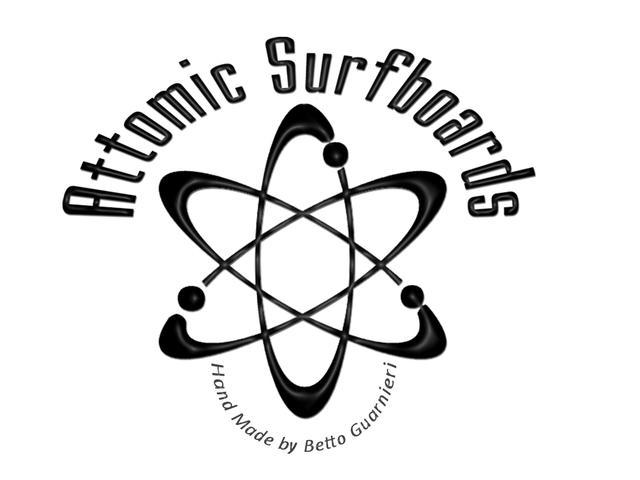 Pranchas de surf attomic surfboards