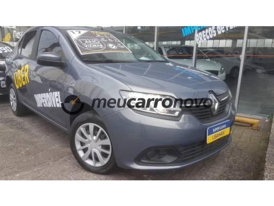 Renault logan expres. p.avant. hi-flex 1.6 8v 4p 2016/2017