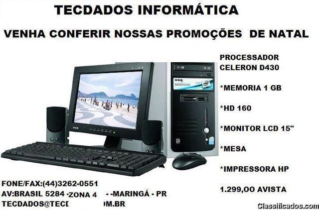 Super promoção tecdados informática