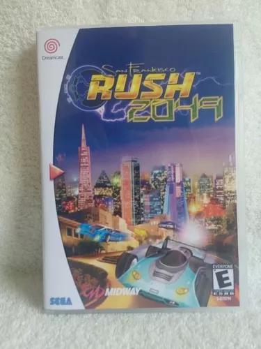 San francisco rush 2049 para dreamcast - patch